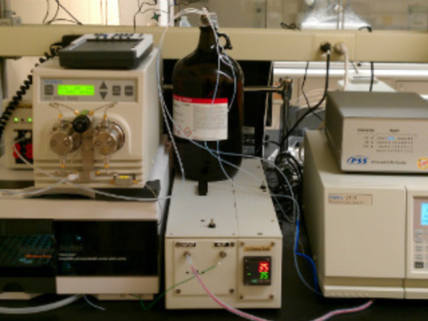 FEATURED INSTRUMENT: The SEC-MALS is typically used for separation of macromolecules and measurement of absolute molecular weight, size and conformation of macromolecules in solution.