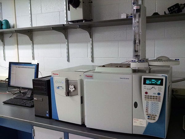 FEATURED INSTRUMENT: The Thermo Trace GC-TCD is typically used for monitoring hydrogen, oxygen, and other permanent gas products from hydrogen evolution and oxygen evolution reaction systems.